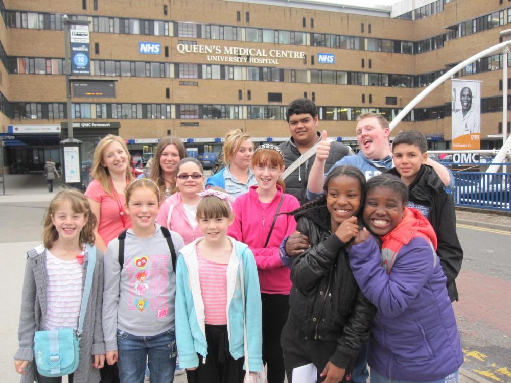 Nottingham YPAG