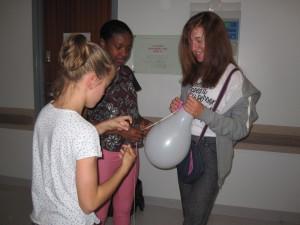 Innovation Challenge Balloon activity 4