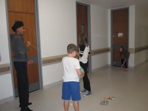 Innovation Challenge Balloon activity 7