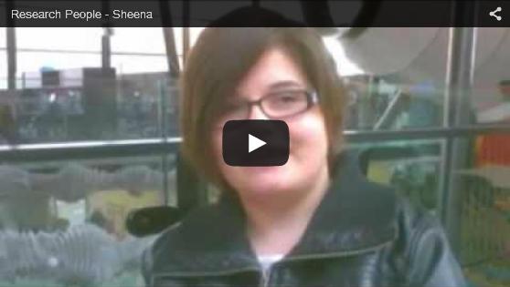 Sheena explains