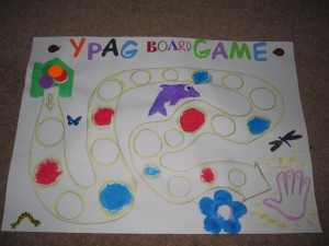YPAG Board Game